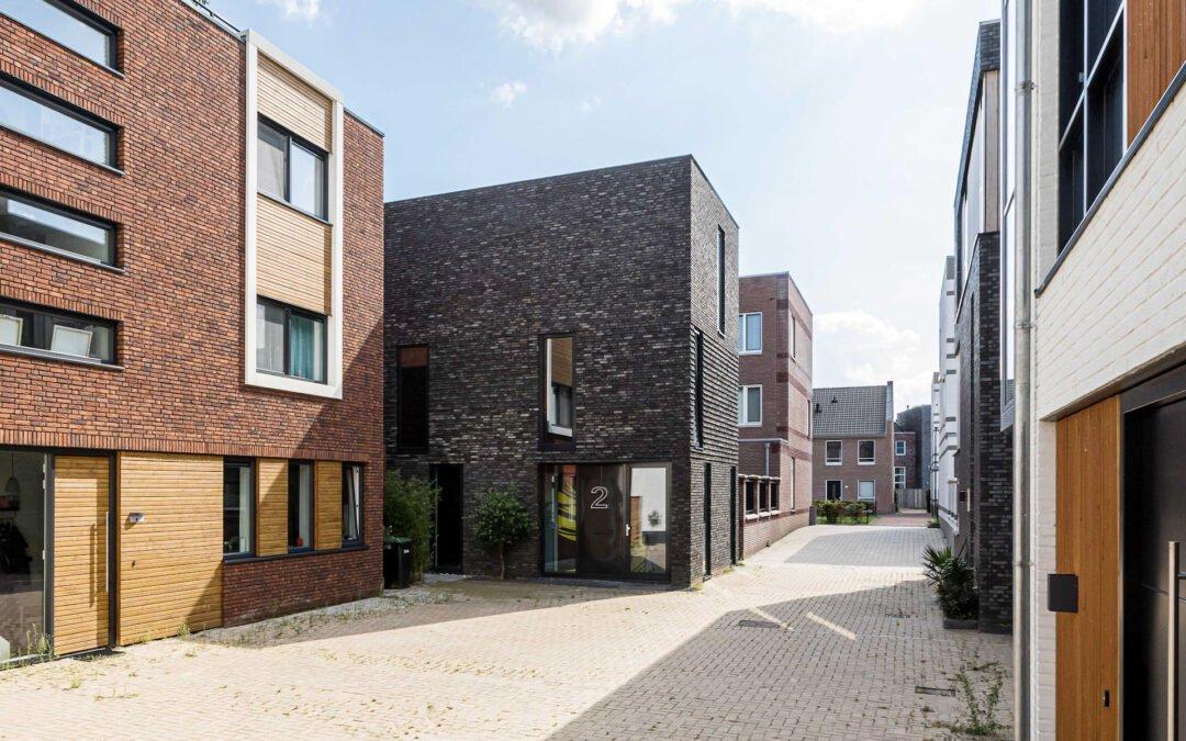 Vrijstaande stadswoning Stadswerven Dordrecht gepubliceerd