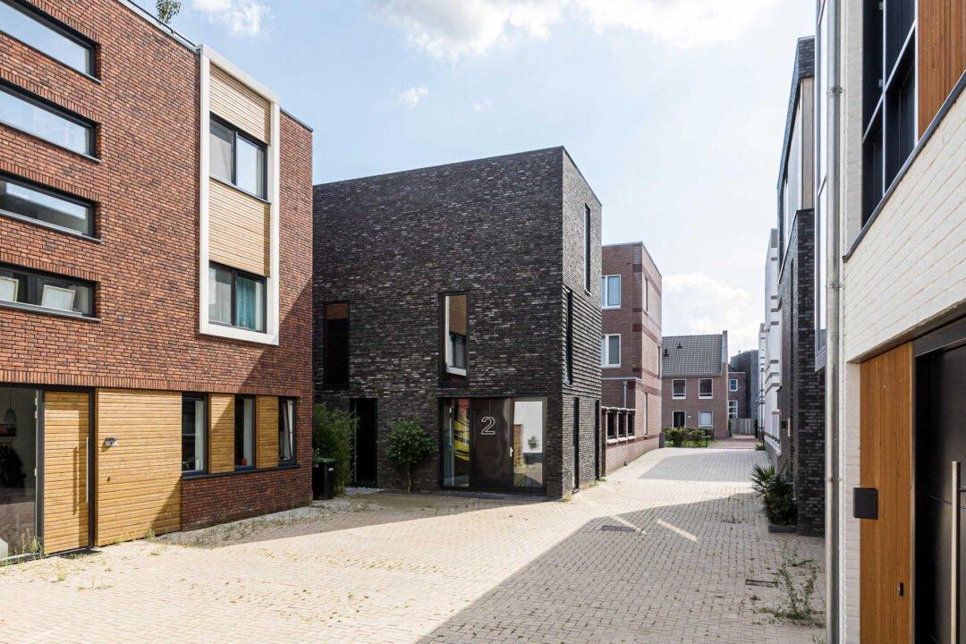 Vrijstaande stadswoning, Stadswerven, Dordrecht