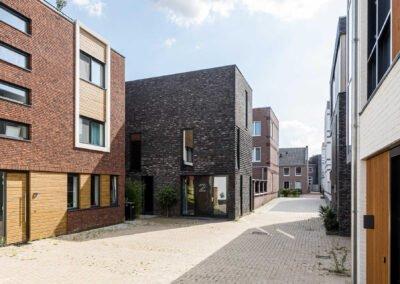 Vrijstaande stadswoning, Werf van gips, Stadswerven, Dordrecht