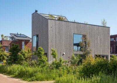 Vrijstaande woning met daktuin, Lent, Waalsprong, Nijmegen