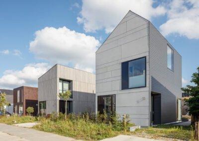 Vrijstaande woning met uitbouw, Lent, Waalsprong, Nijmegen