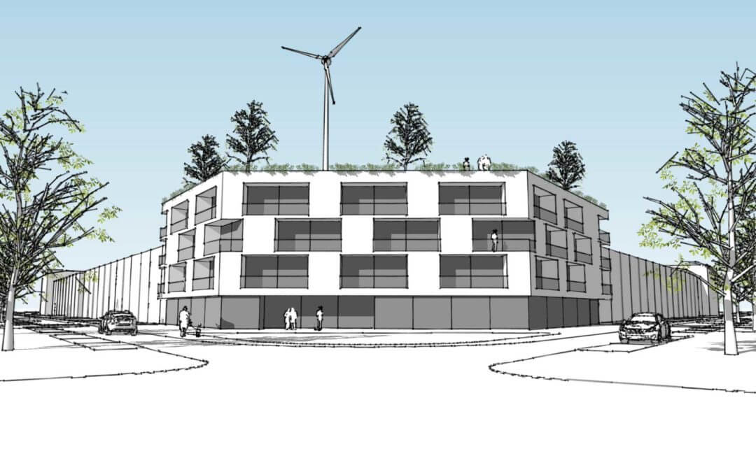 CPO Ypenburg, 18 appartementen, Deelplan 20, Den Haag