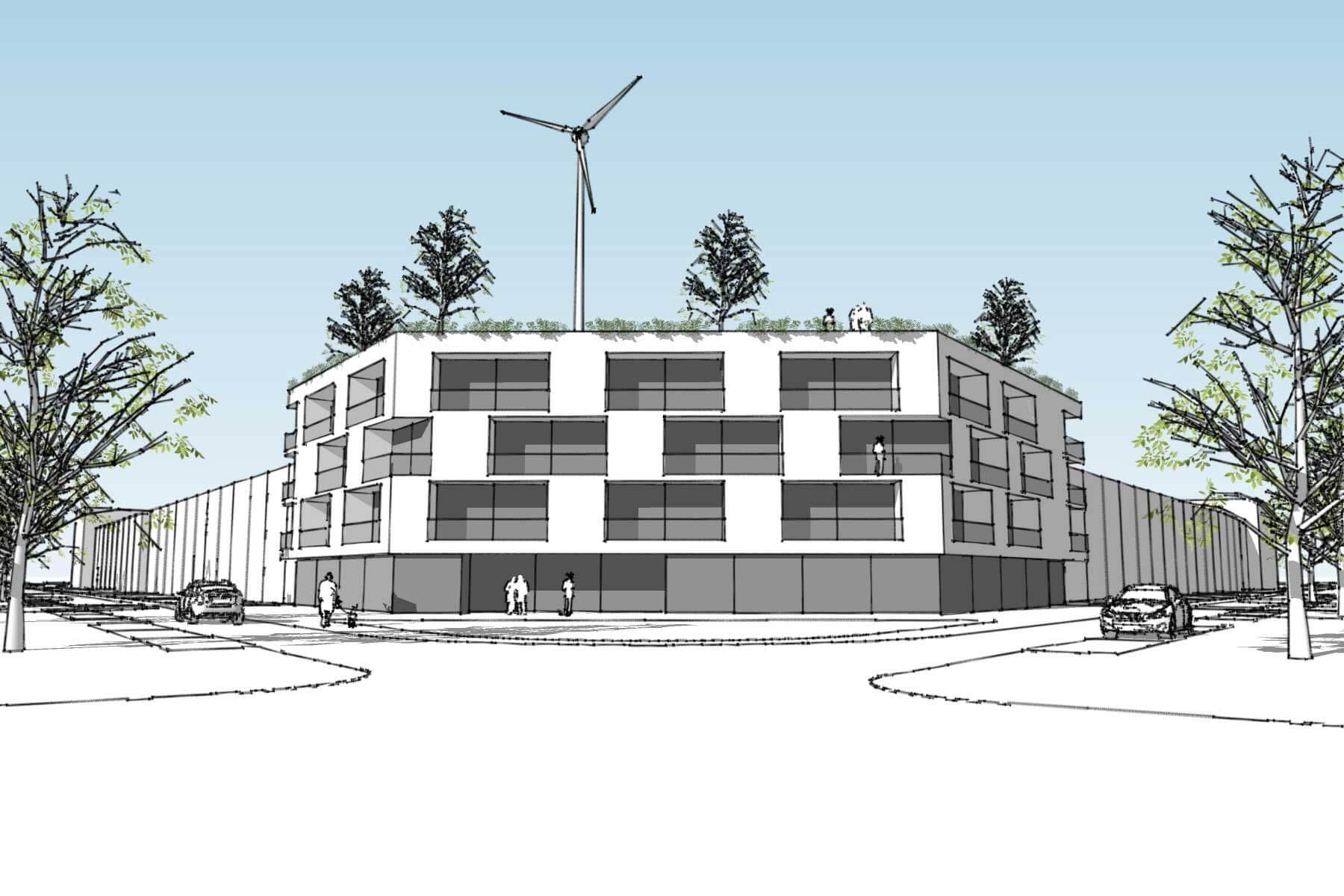 CPO Ypenburg, Deelplan 20, Den Haag