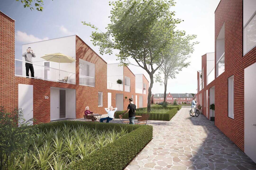 Quokka Bungalow – geschakelde bungalows voor 55+
