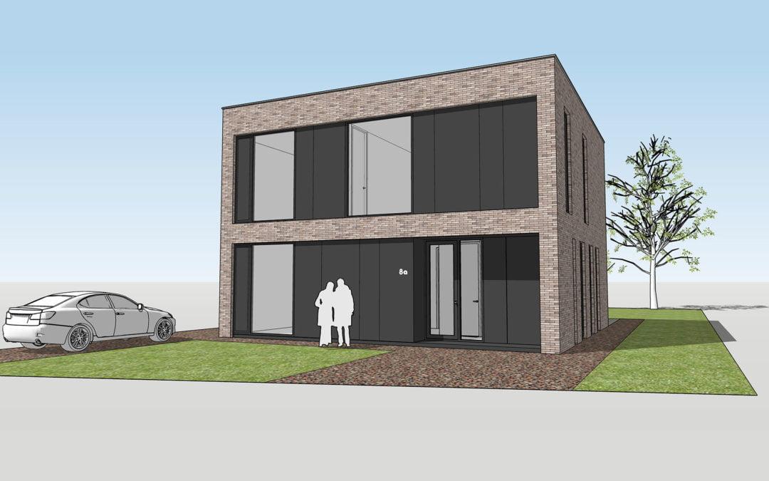 8A ontwerpt Villa Slotervaart, Amsterdam