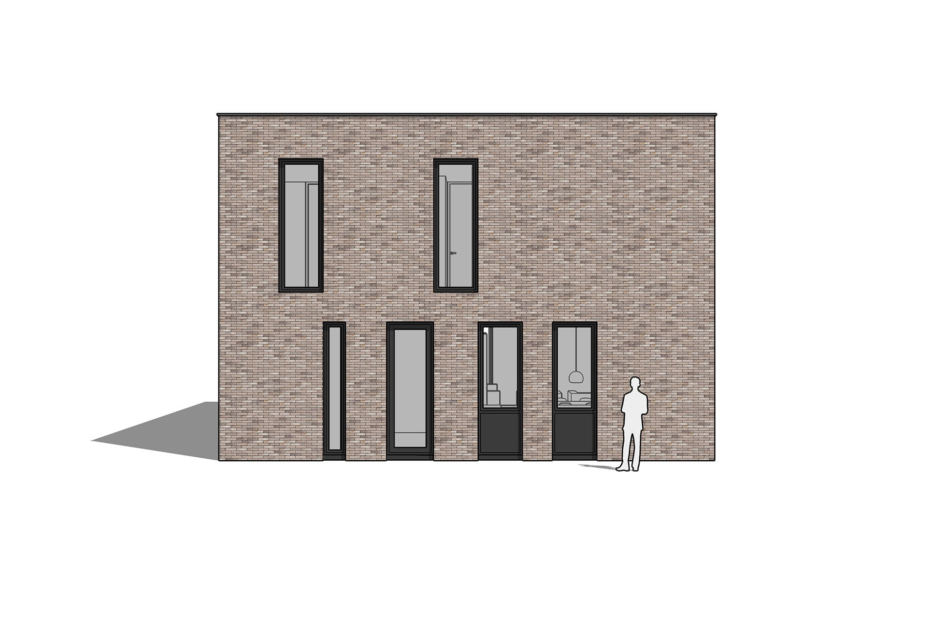 Villa Slotervaart, Cor Hermusstraat, Amsterdam Nieuw-West