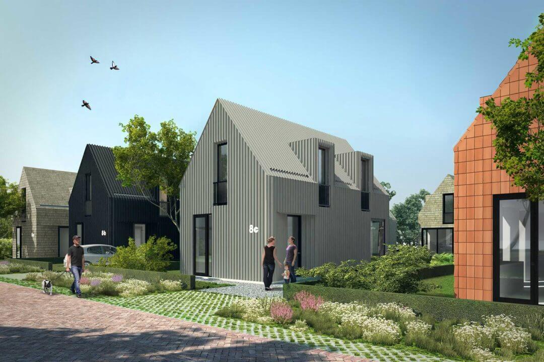 Datcha house, standaard kavelwoning, Kavelwoning.nl