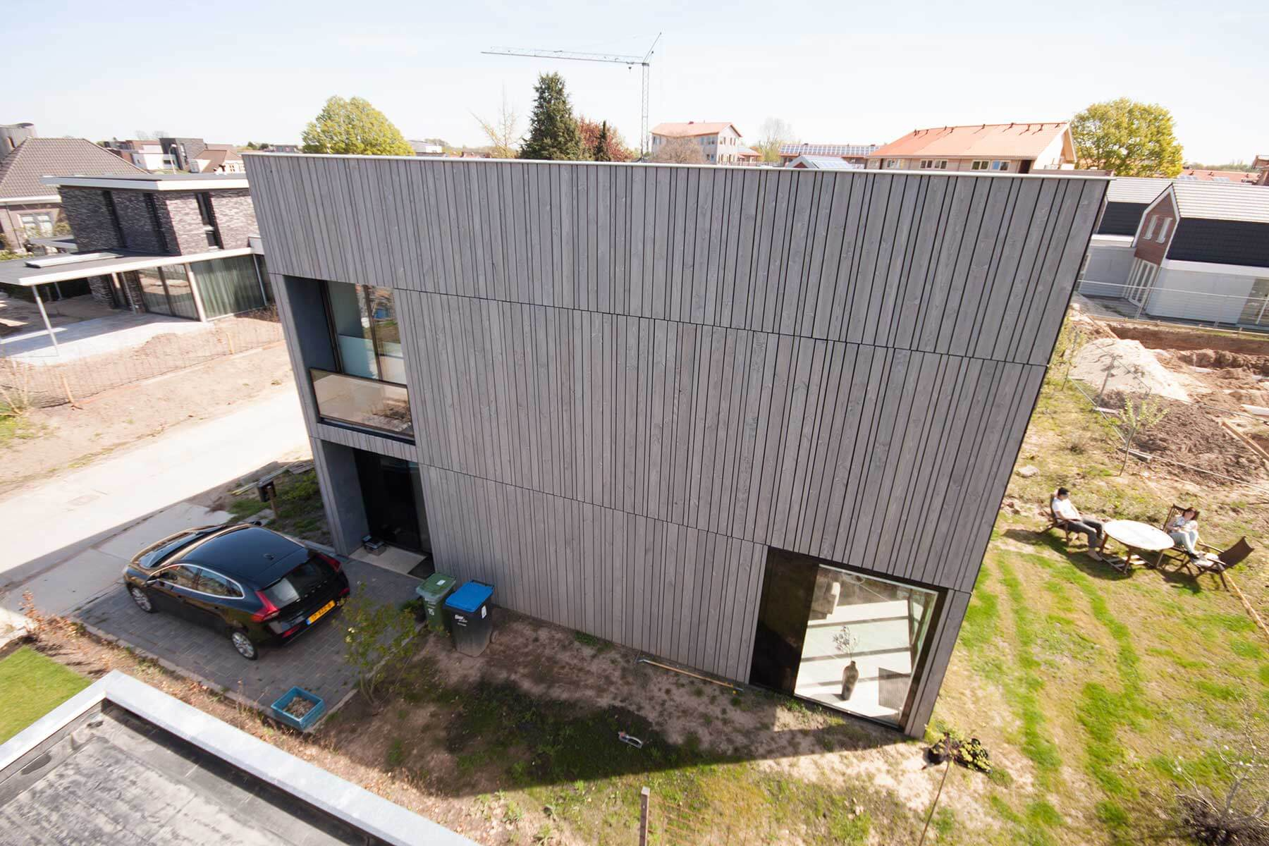 8A Architecten Datcha house 2 Nijmegen (Lent)
