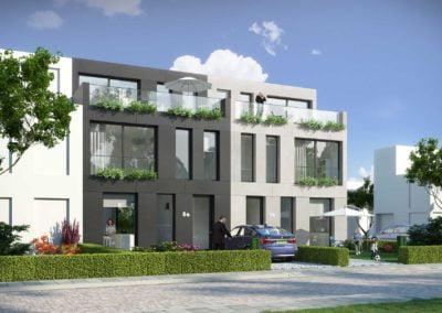 Zelfbouw moderne woning met vide, Ypenburg Deelplan 20, Den Haag