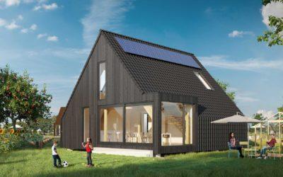 8A ontwerpt schuurwoning voor De Nederzetting, Almere