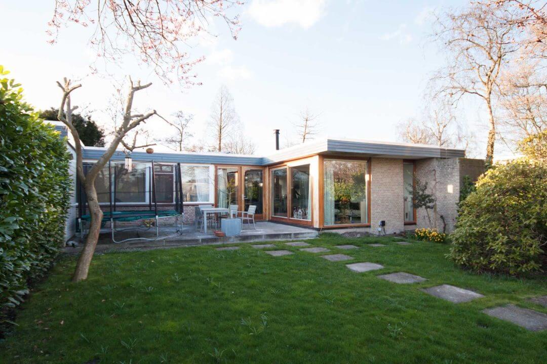 Opbouw en verbouwing bungalow, Krimpen a/d IJssel