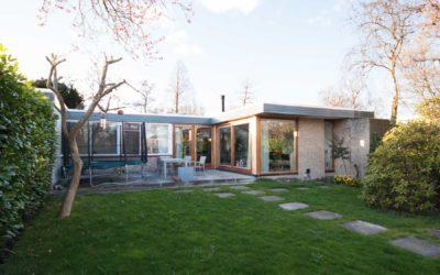 8A ontwerpt opbouw bungalow in Krimpen a/d IJssel