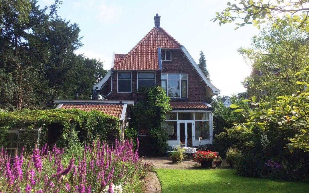 Verbouwing en renovatie villa Overschie, Rotterdam