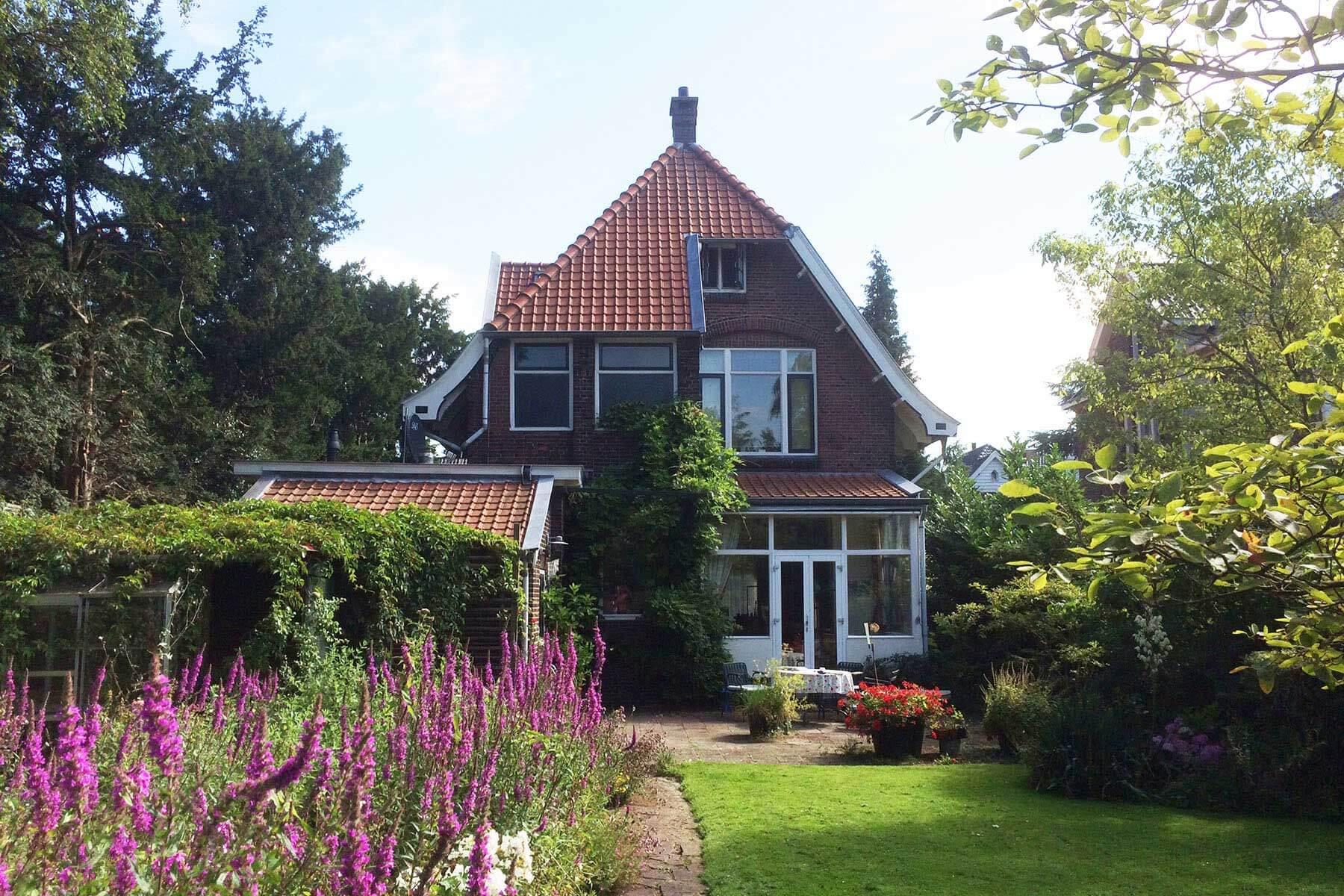 8A Architecten - Verbouwing villa Overschie, Rotterdam