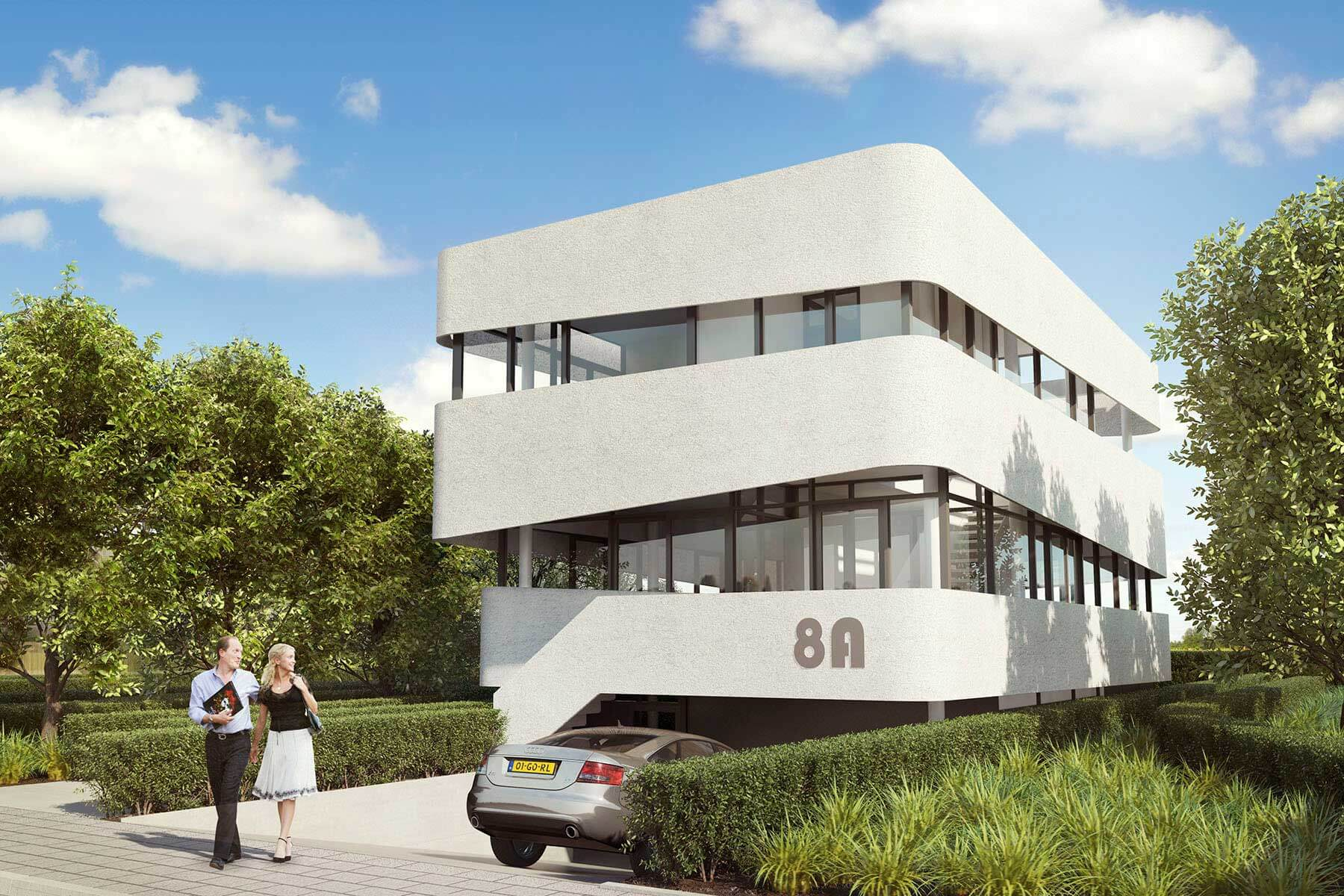 8A Architecten - Villa 8A, de moderne cataloguswoning op maat