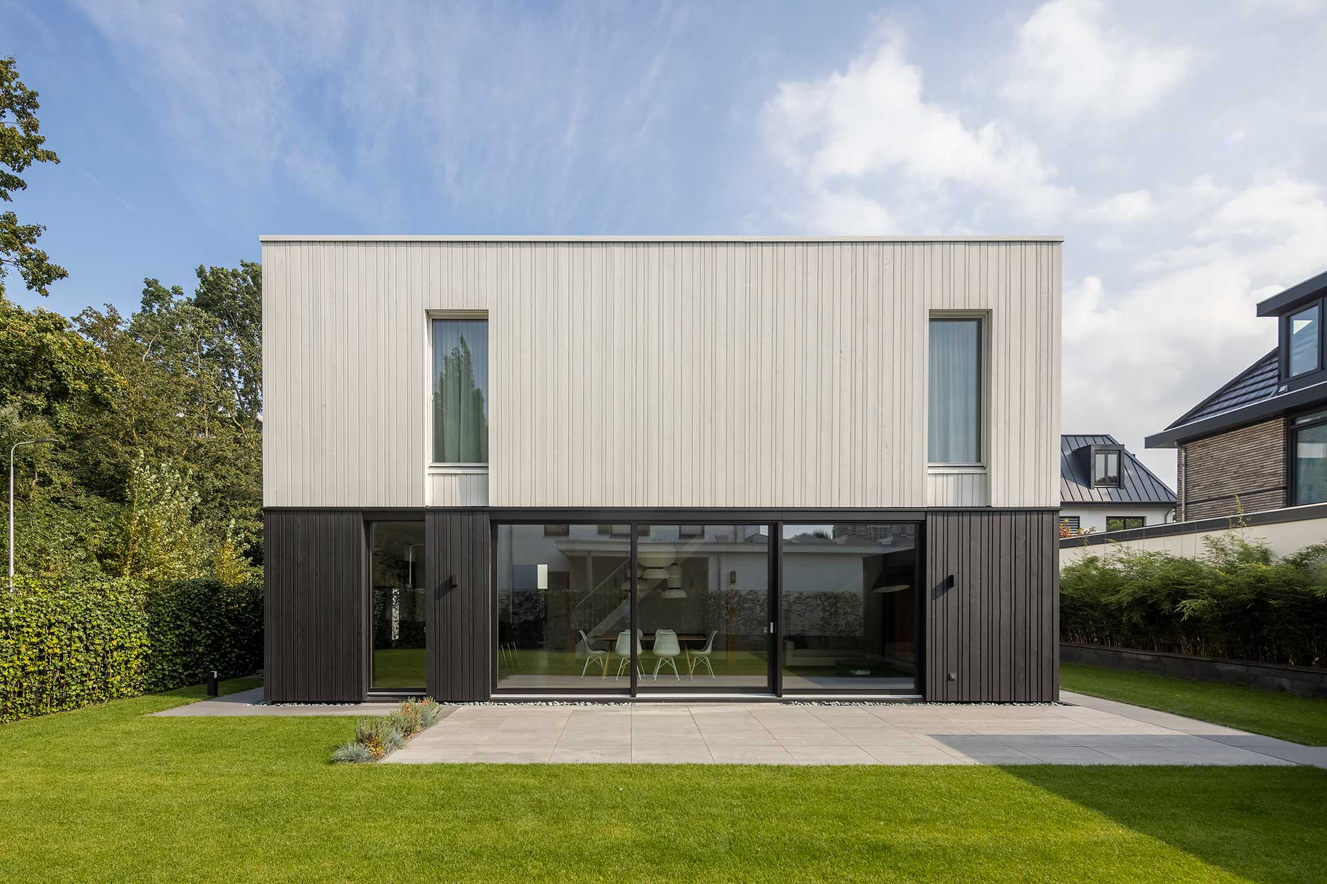 Architect moderne villa - Villa Middenwaard, Amstelveen