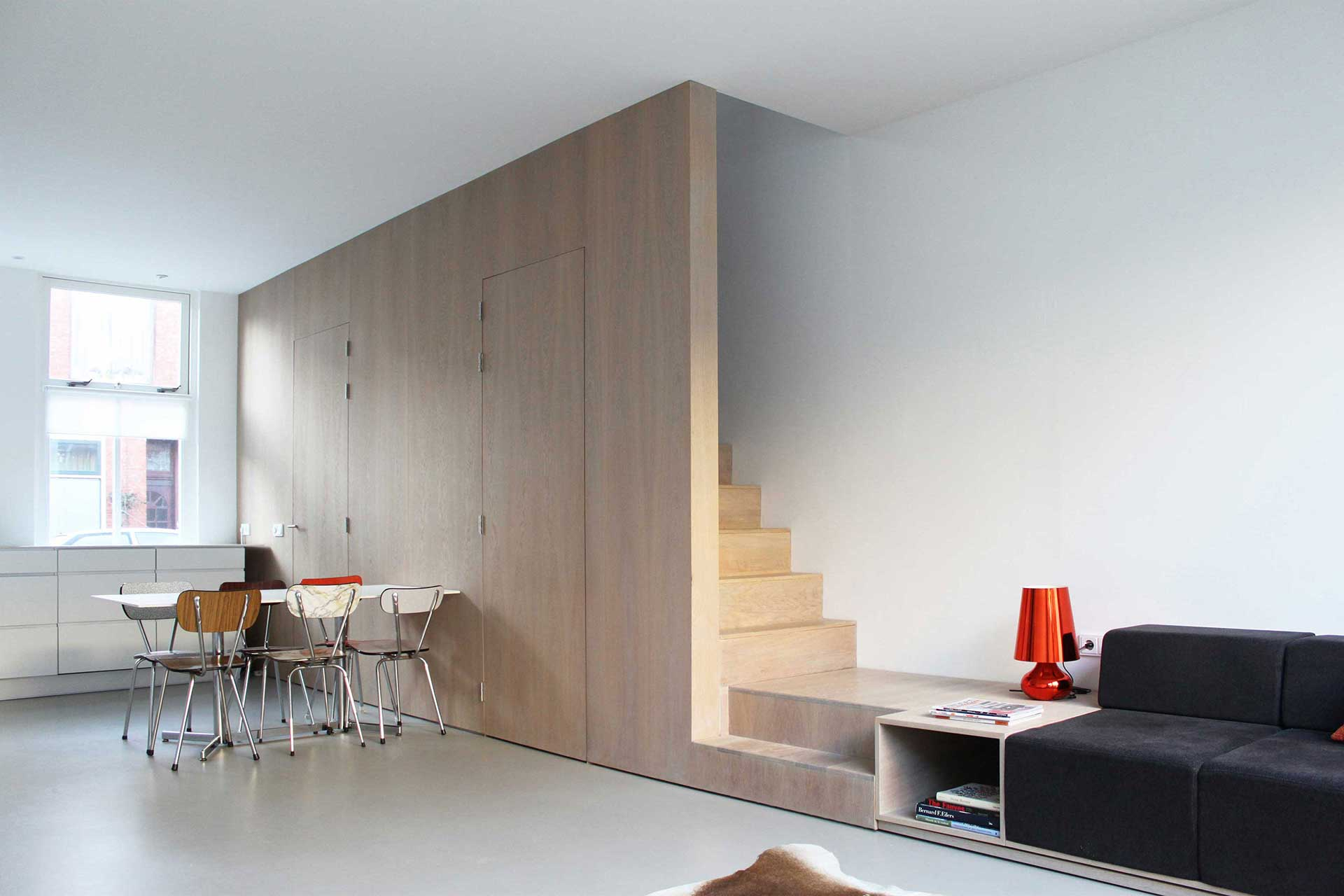 Architect verbouwing - Pied a Terre Leiden