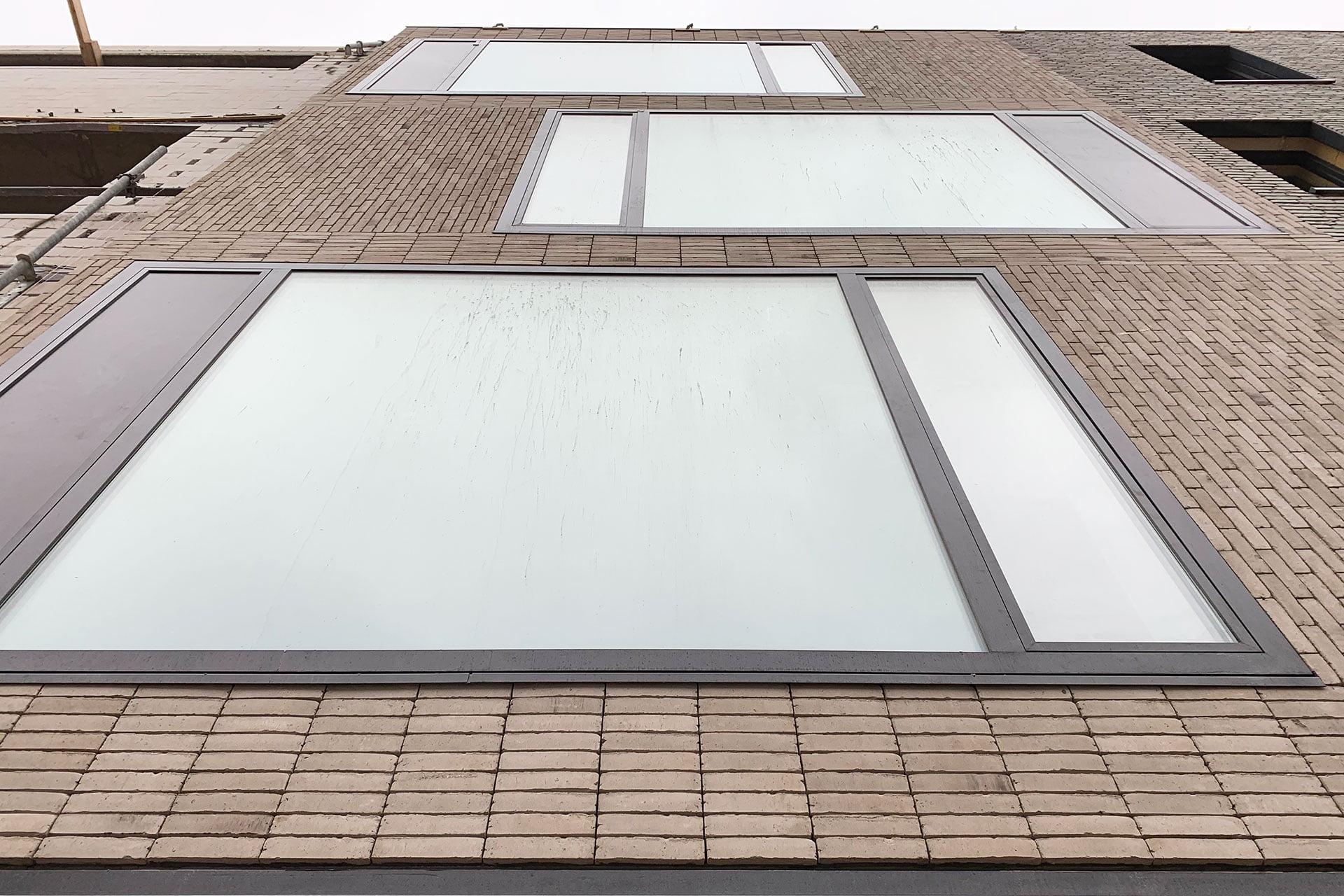 Loggia house 3 Karel Klinkenberg locatie Amsterdam Nieuw-West